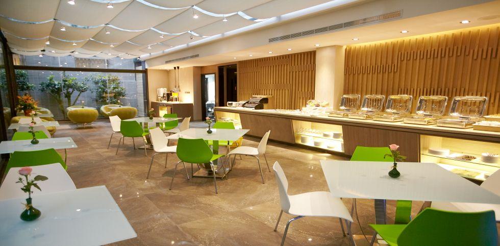 昰美精品飯店 - 餐廳
