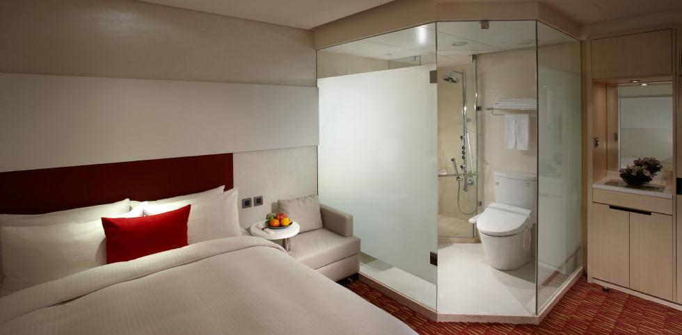 昰美精品飯店 - 標準客房 1